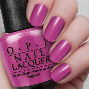 OPI Pamplona Purple Nail Polish